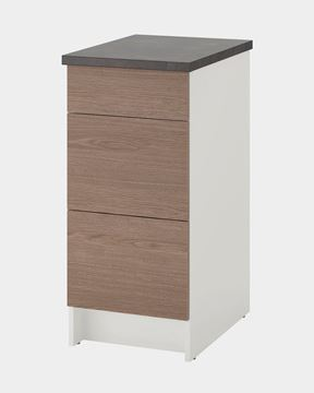 Picture of Base Cabinet With Drawers