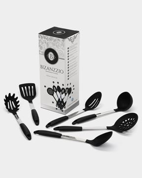 Picture of Stainless Steel Kitchen Utensils