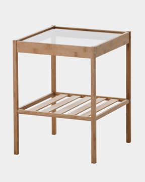 Picture of Simple Nightstand Table