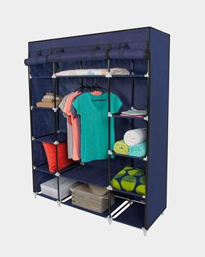 Picture of Zip Up Clothes Rack